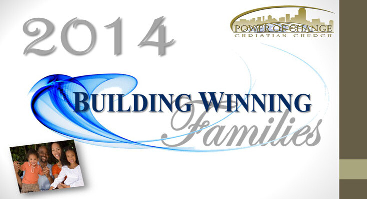 Building Winning Families 2014