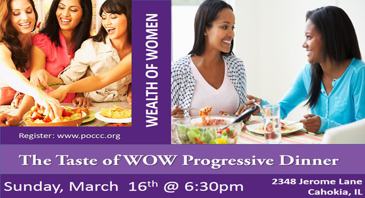 Taste of WOW Progressive Dinner