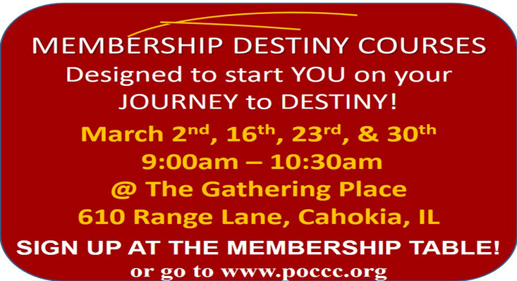 Destiny Courses