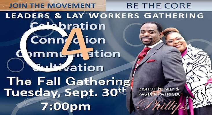 Leaders, Workers, and Lay Members C4 Gathering