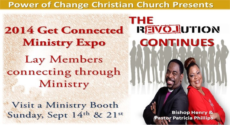 Get Connected Ministry Expo