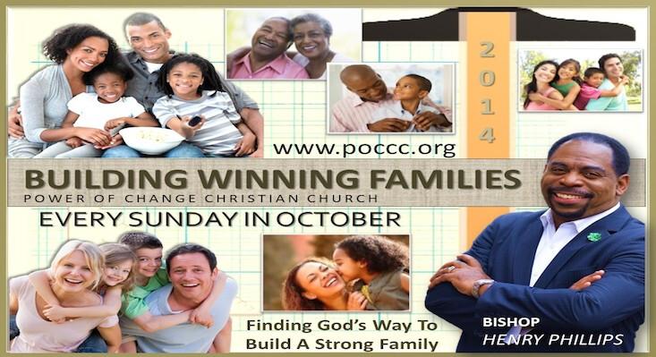 Building Winning Families - October 2014 Sermon Series