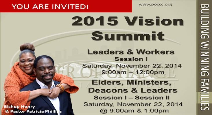 2015 Vision Summit
