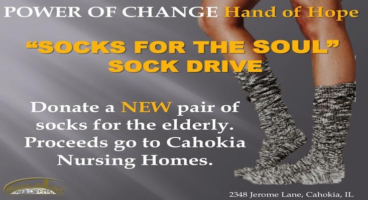 Hand of Hope - Socks For The Soul