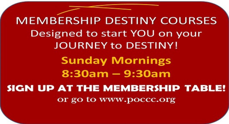 Membership Destiny Courses