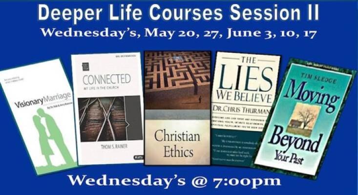 Deeper Life Classes