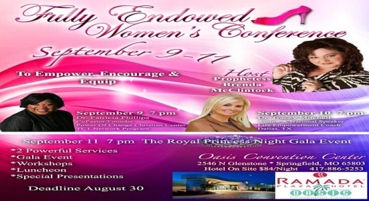 Fully Endowded Women's Conference