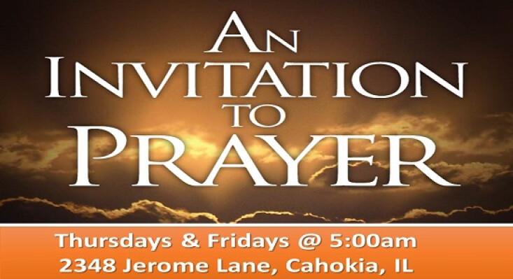 Prayer Serivce
