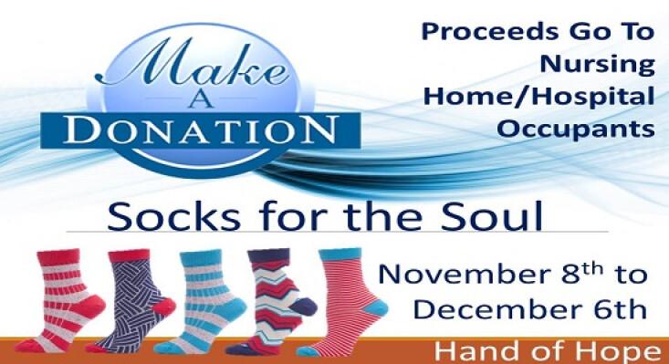 Socks for the soul