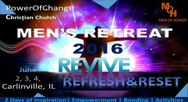 2016 Men's Retreat