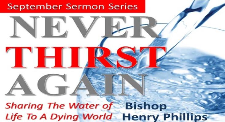 Septmeber Sermon Series