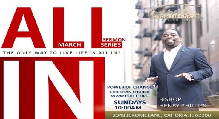 March Sermon Series