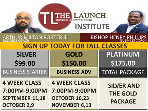 Power of Change › The Launch Business & Entrepreneur Institute