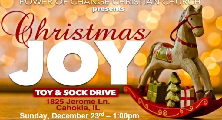 Christmas Joy Toy Drive