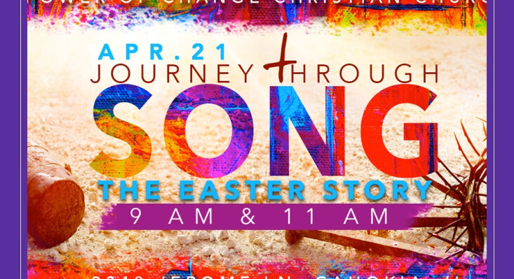 Journey Through Song-Easter Sunday