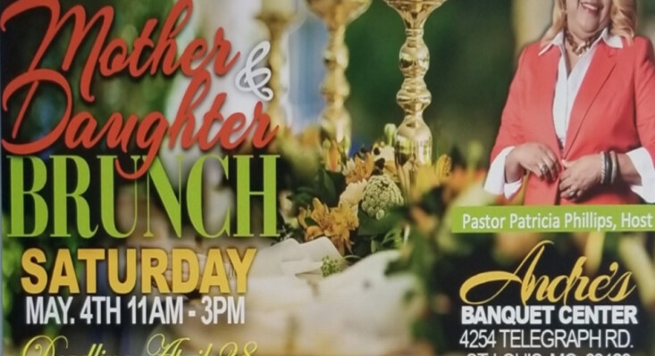 W.O.W Ministry's Mother Daughter Brunch