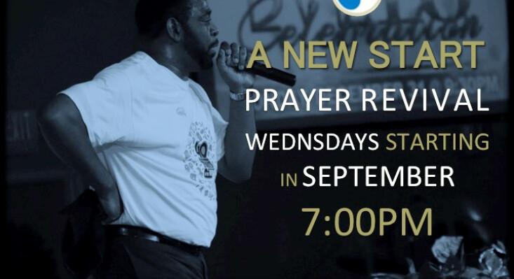 Prayer Revival-Wednesdays