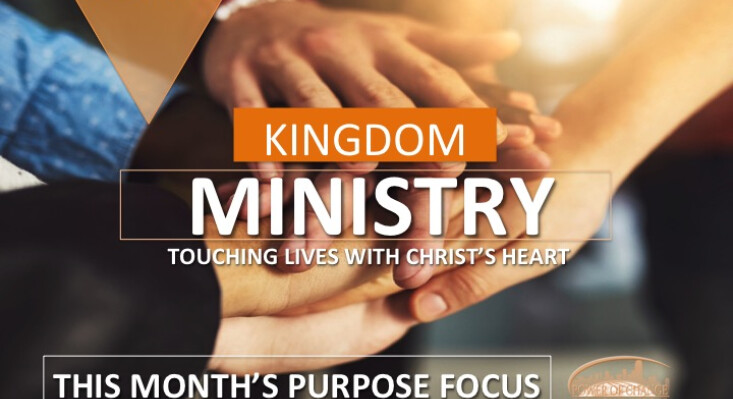 Ministry Theme of the Month